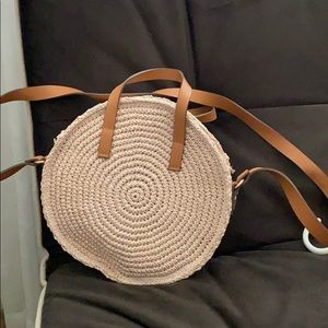 H&M Bags - H&M Straw bag